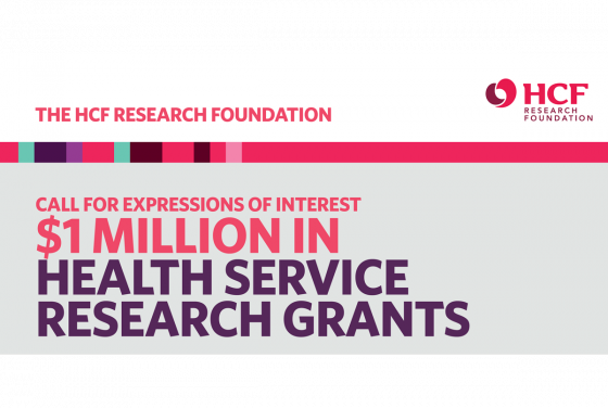 HCF Research Foundation Expressions of Interest