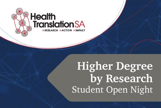HTSA Higher Degree by Research Student Open Night