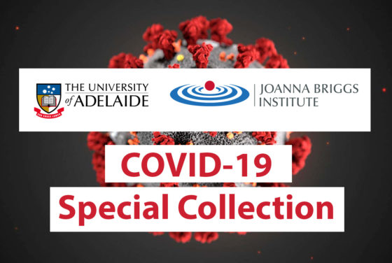 JBI COVID-19 Special Collection
