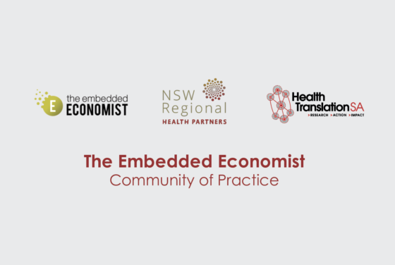 The Embedded Economist Community of Practice