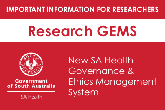 Research GEMS | SA Health