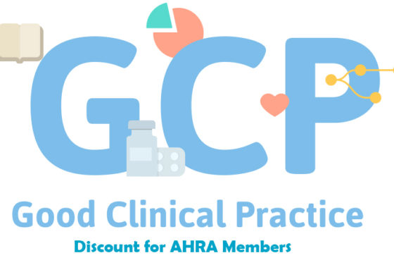 Good Clinical Practice Course – Discount for AHRA members